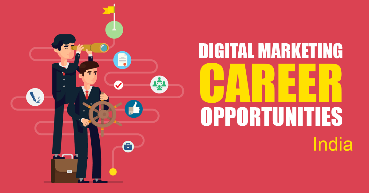 digital marketing a good career in india