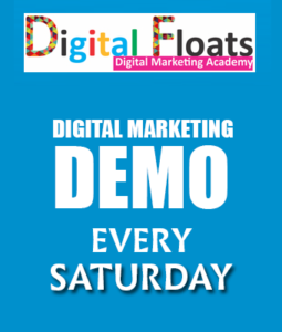 Digital Marketing Demo in hyderabad