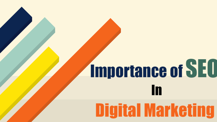 Importance of seo in Digital Marketing