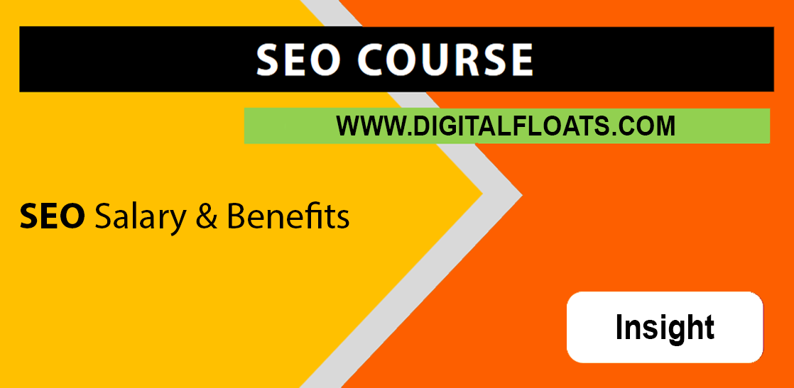 seo salary and benefits