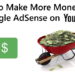 Make Money with YouTube AdSense