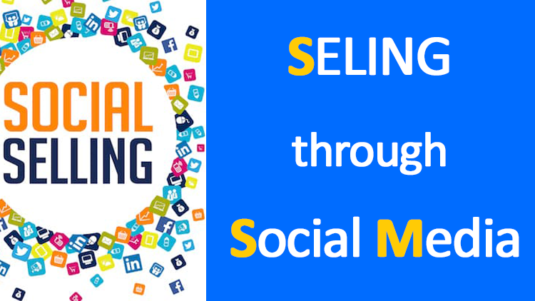 Social Media Marketing For Social Selling