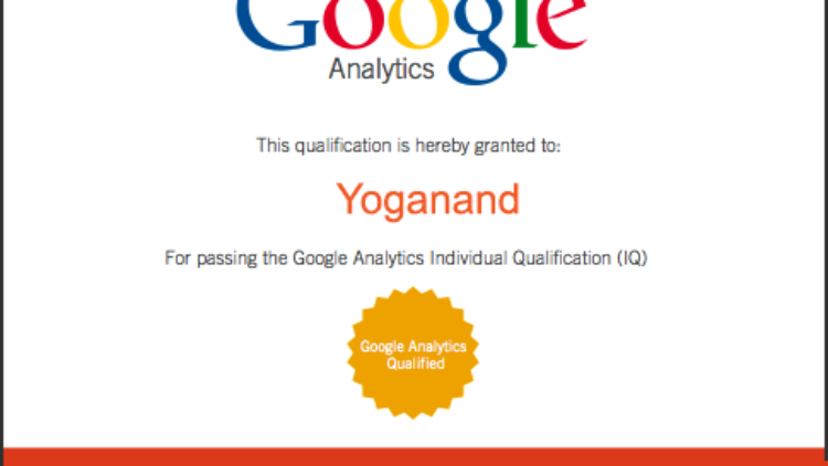 What are the Benefits of Getting Google Analytics Certification?