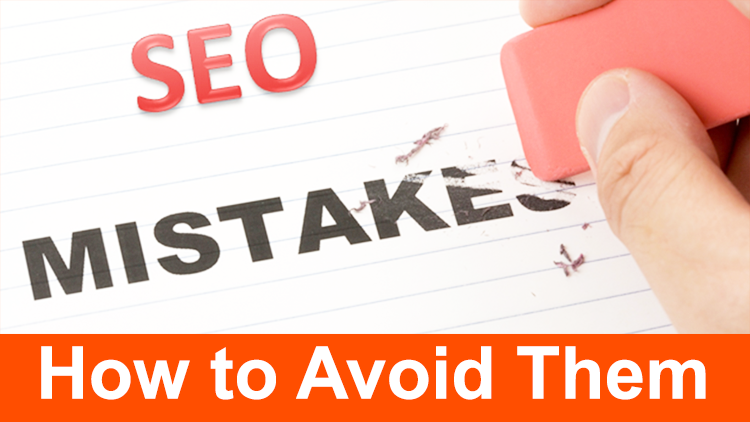 The Top Mistakes Made in SEO