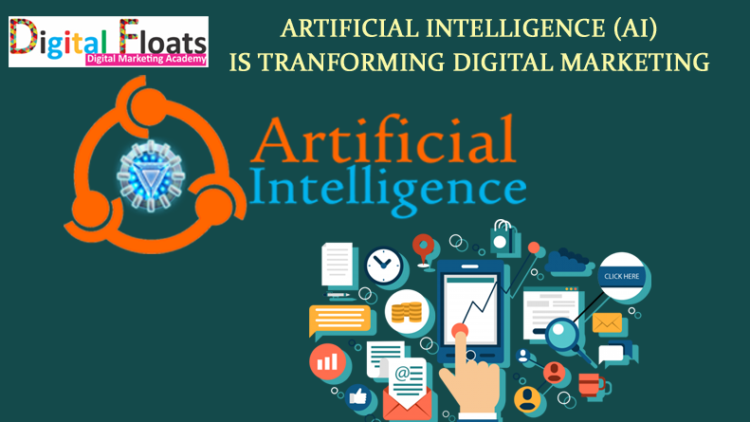 How Artificial Intelligence (AI) is Transforming Digital Marketing?