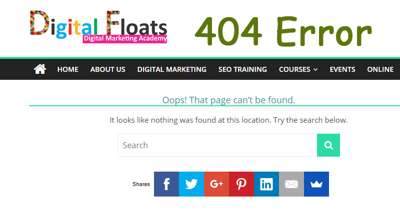 how to fix soft 404 errors
