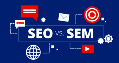 Difference Between to SEO and SEM